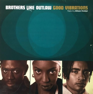"Brothers Like Outlaw - Good Vibrations (12"") (G/G)"